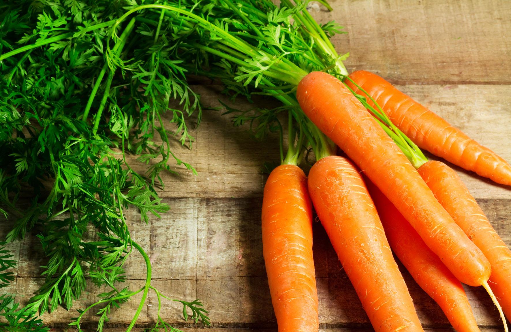морковь император в пучках