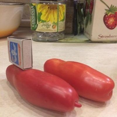 плоды томата казанова