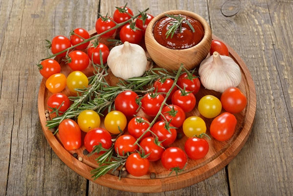 применение томатов садовая жемчужина