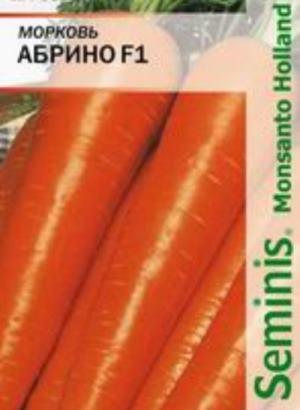 морковь для сибири