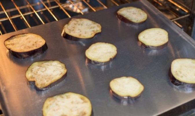 вяленые баклажаны в духовке