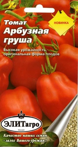 томат арбузная груша