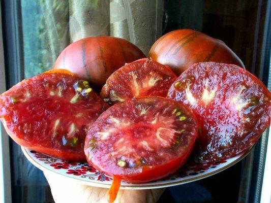 томат арбузный описание сорта фото отзывы